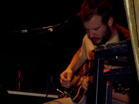 Bon Iver - Bowery Ballroom / 29-07-08 (foto minha)