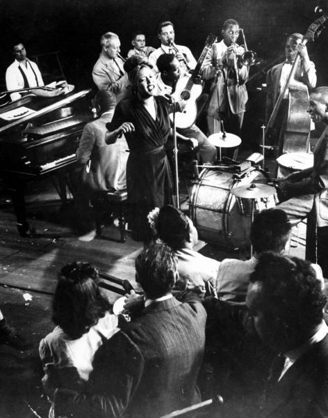 NYC, 1943. Foto de Gjon Mili